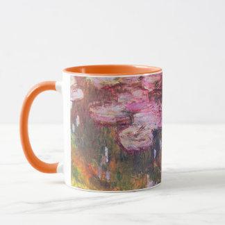Water Lilies 3 Mug