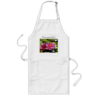 Water Lilies Aprons