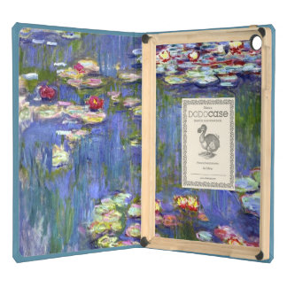 Water Lilies by Monet Case For iPad Air