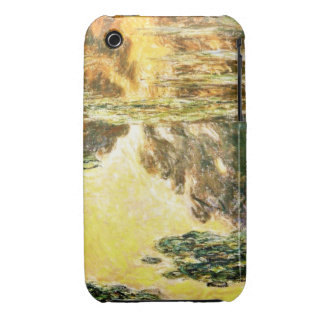 Water Lilies Claude Monet Case-Mate iPhone 3 Cases