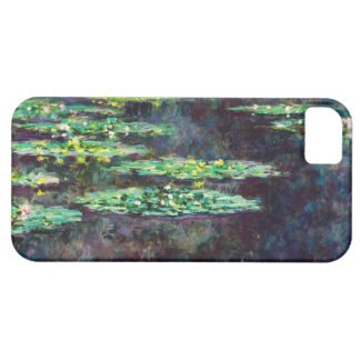 Water Lilies Claude Monet cool, old, master, maste iPhone 5 Case
