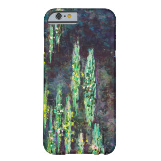 Water Lilies Claude Monet cool old master maste iPhone 6 Case