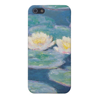 Water Lilies - Claude Monet Cover For iPhone 5/5S
