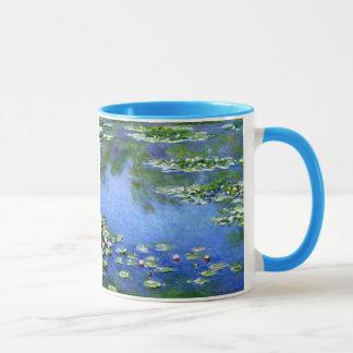 Water Lilies, Claude Monet Mug