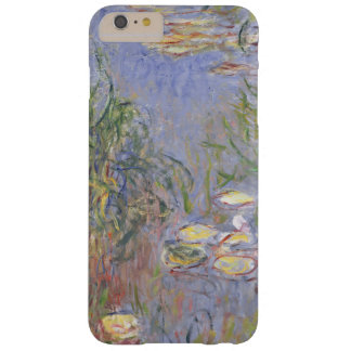 Water-Lilies, Cluster of Grass Barely There iPhone 6 Plus Case