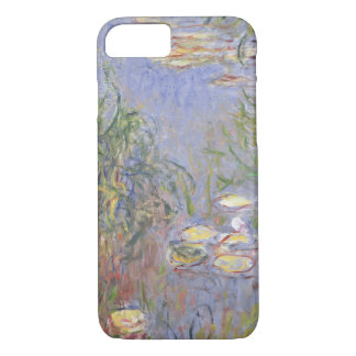 Water-Lilies, Cluster of Grass iPhone 8/7 Case
