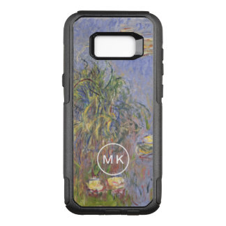 Water-Lilies, Cluster of Grass OtterBox Commuter Samsung Galaxy S8+ Case