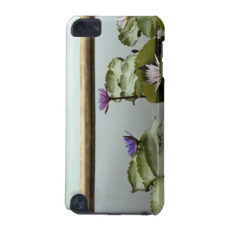 Water lilies in pond by ocean iPod touch 5G cover