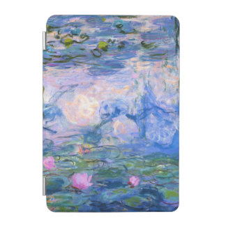 Water Lilies iPad Mini Cover