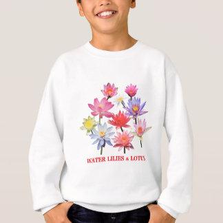 Water Lilies & Lotus Sweatshirt