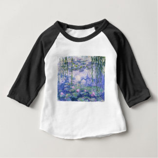 Water Lilies Painting Baby T-Shirt