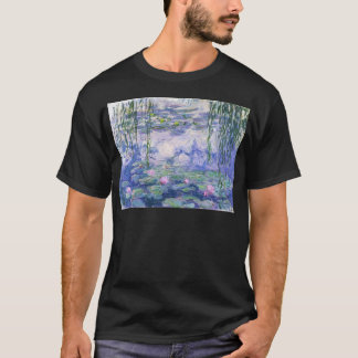 Water Lilies Painting T-Shirt