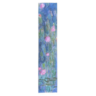 Water Lilies Short Table Runner