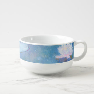 Water Lilies Soup Mug
