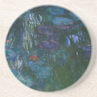 Water Lillies Coaster