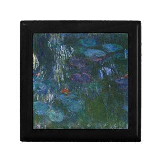 Water Lillies Gift Box