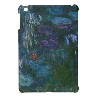 Water Lillies iPad Mini Cases