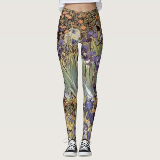 Water Lillies Leggings