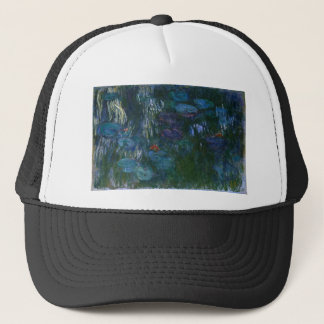 Water Lillies Trucker Hat