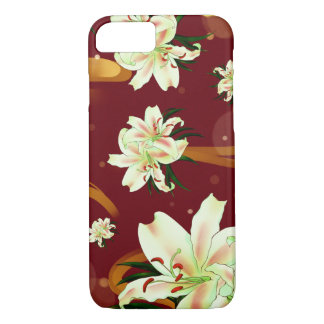 Water Lily Blossom Wanderland iPhone 8/7 Case