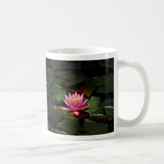 Water Lily Coffee Cup