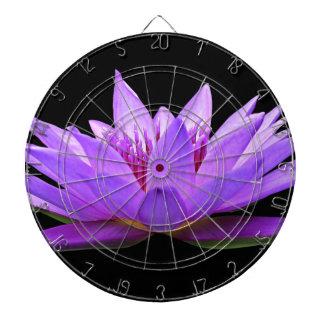 water-lily dartboard