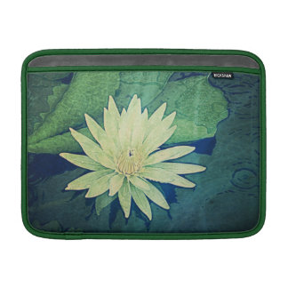 Water Lily Flower Lilies Macbook Air Sleeve 13""