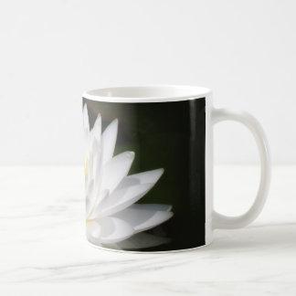 Water Lily Glow Coffee Mug