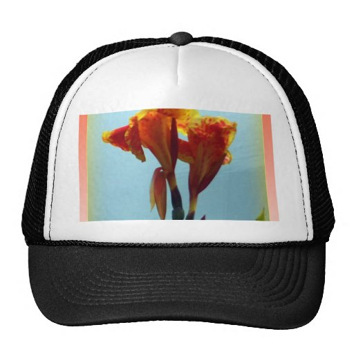 Water Lily Hat