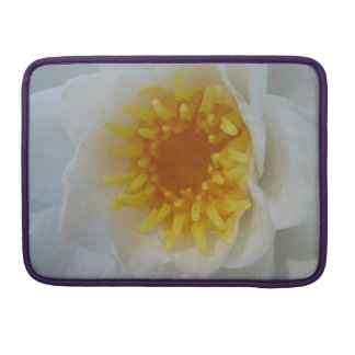 Water Lily Laptop Case Sleeve For MacBooks