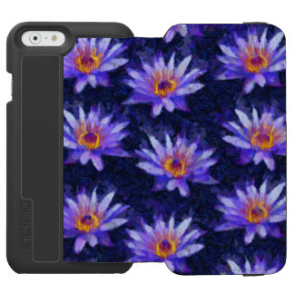Water Lily Modern Incipio Watson™ iPhone 6 Wallet Case
