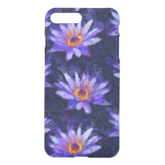 Water Lily Modern iPhone 8 Plus/7 Plus Case