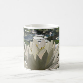 Water-Lily mug by HebronArt