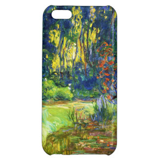 Water Lily Pond Claude Monet cool, old, master, ma Cover For iPhone 5C