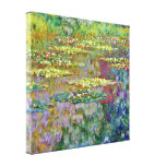 Water Lily Pond Fine Art