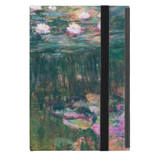 Water Lily Pond Impressionism Cover For iPad Mini