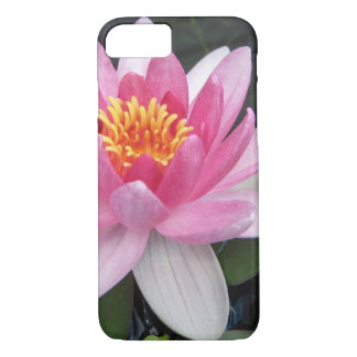 Water Lily Retro iPhone 7 Barely There Case