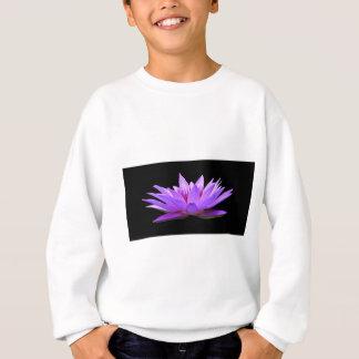water-lily sweatshirt