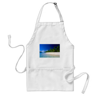 Water Line - Amazing Gift Idea Standard Apron
