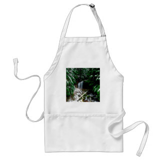 Water Lion Witch And The Wildnerness Apron