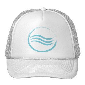 Water Logo Cap