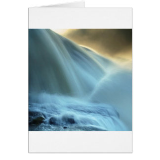 Water Makes Blurred Vision Card