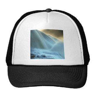 Water Makes Blurred Vision Hats