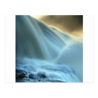 Water Makes Blurred Vision Post Cards