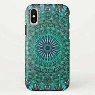 Water Mandala iPhone X Case