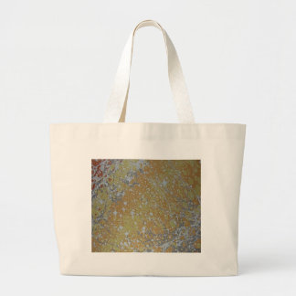 Water Marbling - Cosmos Large Tote Bag