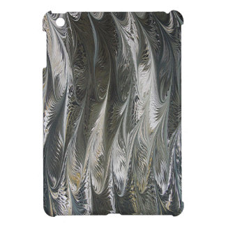 Water Marlbing - Golden Wings Case For The iPad Mini