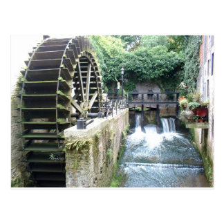 Water Mill Postcard