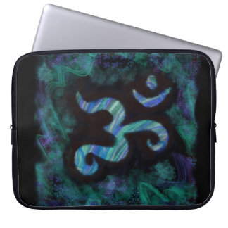 Water Om Laptop Case Laptop Computer Sleeve
