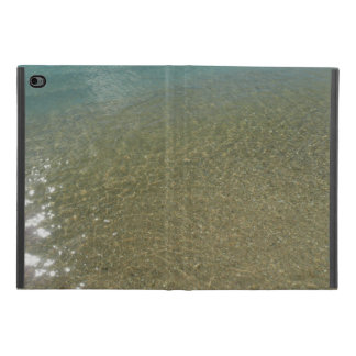 Water on the Beach I Abstract Nature Photography iPad Mini 4 Case